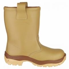 Arctic 271 Mens Riggers Boots Tan