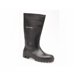 PROTOMASTOR Unisex S5 SRA Safety Wellington Boots Black