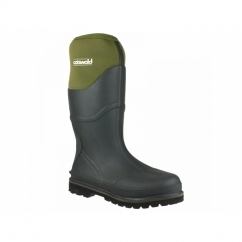 RANGER NEOPRENE Mens Wellington Boots Green