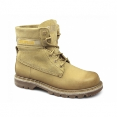 COLORADO SLOUCH Mens Nubuck Suede Boots Honey Reset