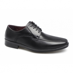 CALLUM Mens Lace-Up Shoes Black