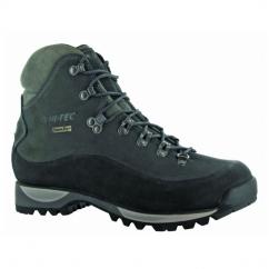 BERGAMO Mens Waterproof Hiking Boots Blue