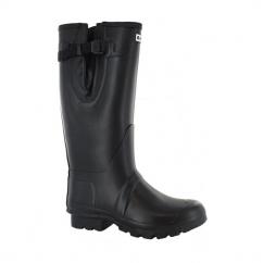 NEO Mens Waterproof Wellington Boot Black