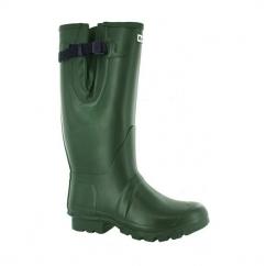 NEO Mens Waterproof Wellington Boot Green