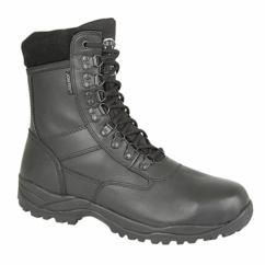 TORNADO Unisex SB WR HRO SRA Safety Boots Black