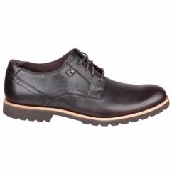 LEDGE HILL PLAIN TOE Mens Leather Shoes Brown