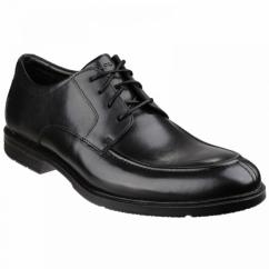 CITY SMART ALGONQUIN Mens Leather Lace Shoes Black