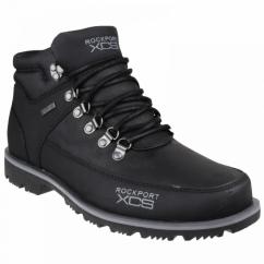 XCS MUDGUARD Mens Water Resistant Boots Black