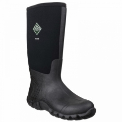 HOSER CLASSIC HI Unisex Waterproof Wellington Boots Black