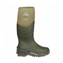 MUCKMASTER HI Unisex Waterproof Wellington Boots Moss