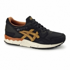 GEL-LYTE V Mens Trainers Black/Tan