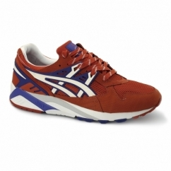 GEL-KAYANO TRAINER Mens Trainers Orange/White