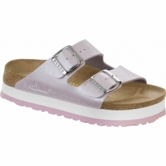 ARIZONA Ladies Platform Sandals Graceful Rosa