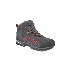 CYCLONE Unisex WP Hiking Boots Dark Grey
