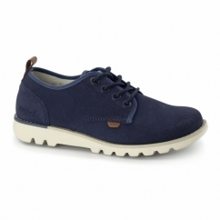 KICK LO SUMA Mens Lace Up Shoes Blue
