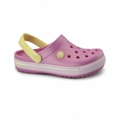 CROCBAND KIDS II.5 Unisex Clogs Party Pink/Ballerina Pink