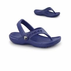 BAYA FLIP KIDS Unisex Flip Flops Cerulean Blue
