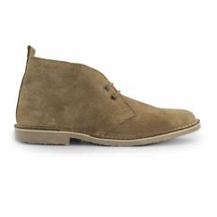 ORIGINAL Unisex Suede Desert Boots Taupe