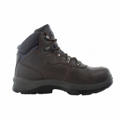 BLAZE CT CP Mens S3 SRC WR Safety Boots Brown