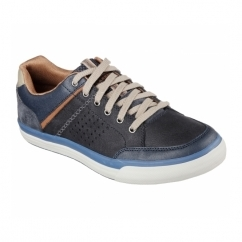 RELAXED FIT: DIAMONDBACK-RENDOL Mens Trainers Navy