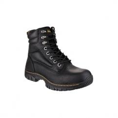 PURLIN ST Mens S3 HRO SRC Safety Boots Black