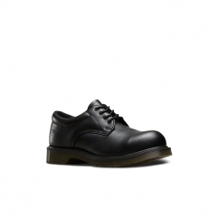 ICON 2216 Unisex SB E SRA Safety Shoes Black
