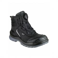 MOONWALKER 911 Mens S3 HRO SRC WP Safety Boots Black