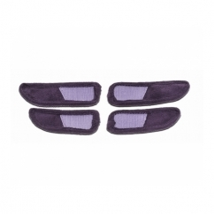 LYDIA EXTENSION STRAPS Ladies Touch Fasten Purple/Lilac
