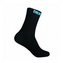 ULTRATHIN Unisex Ankle Waterproof Socks Black