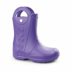 HANDLE IT RAIN BOOT Kids Wellington Boots Ultraviolet