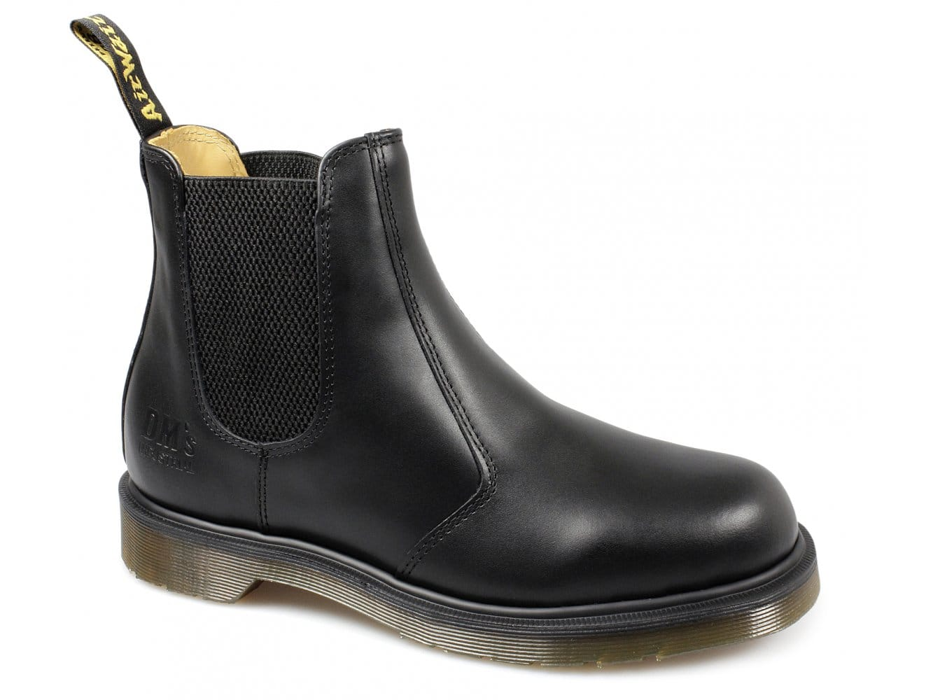 dr martens 8250 occupational leather industrial non safety dealer chelsea boots ebay. Black Bedroom Furniture Sets. Home Design Ideas