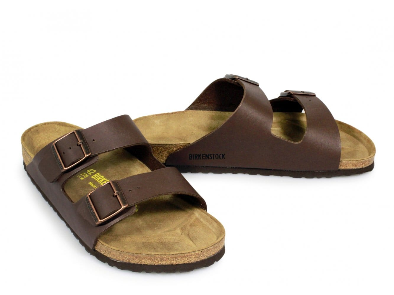 Womens footbed sandals