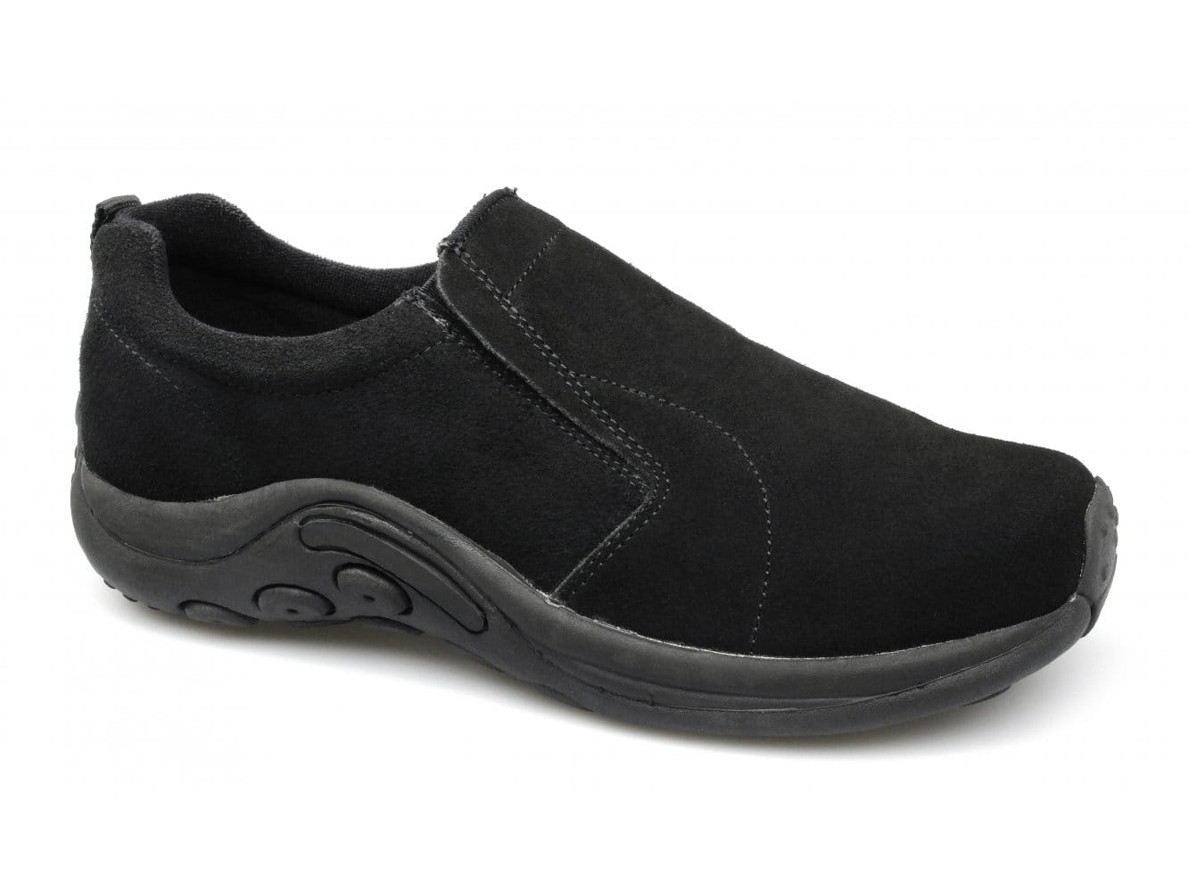 Mens Casual Slip On Suede Shoe Pdq