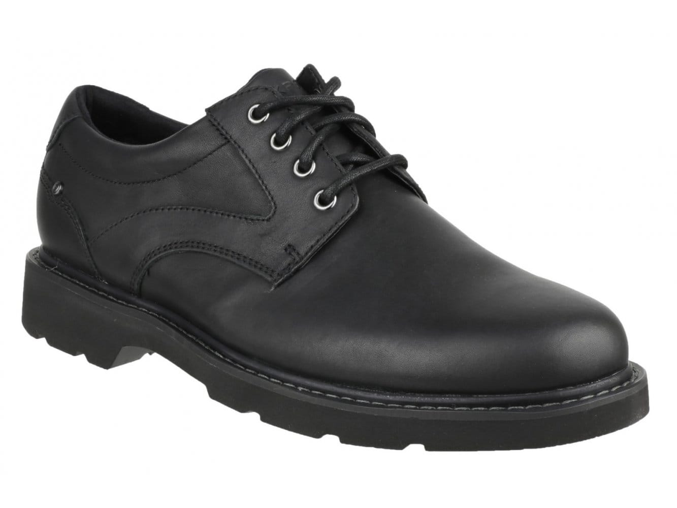 Rockport-CHARLESVIEW-Mens-Leather-Durable-Waterproof-Casual-Comfy-