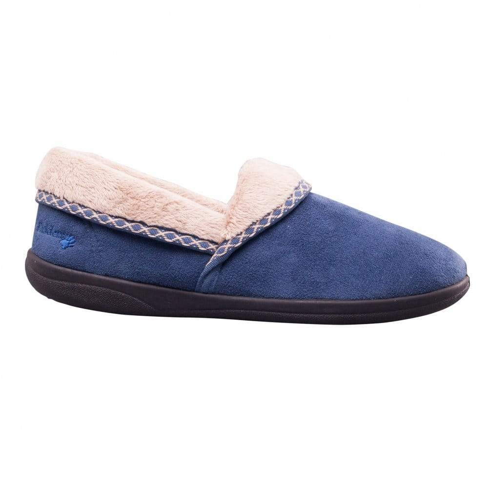 Womens Extra Wide Suede Shoes