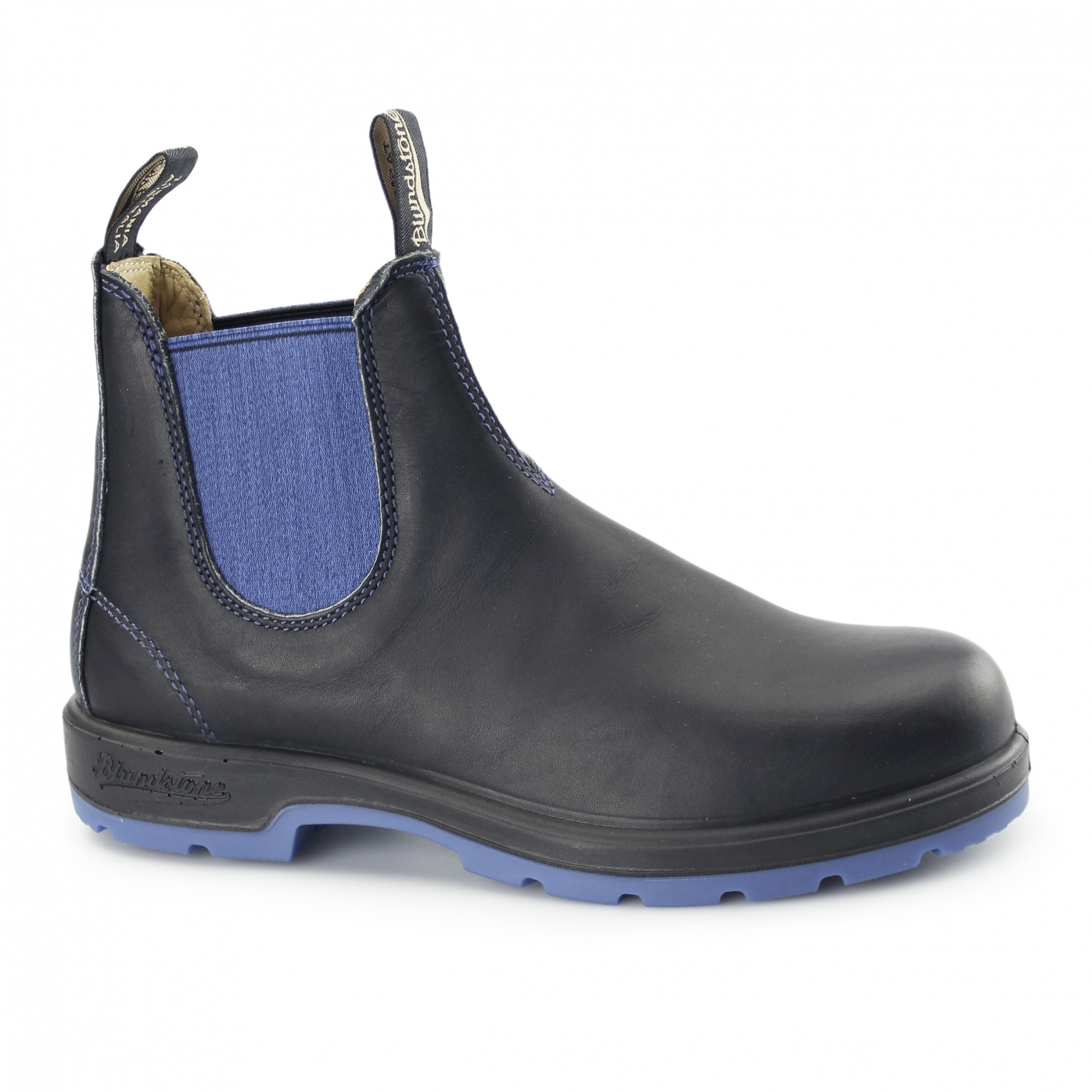 Blundstone 1403 Mens Leather Pull On Chelsea Dealer Boots