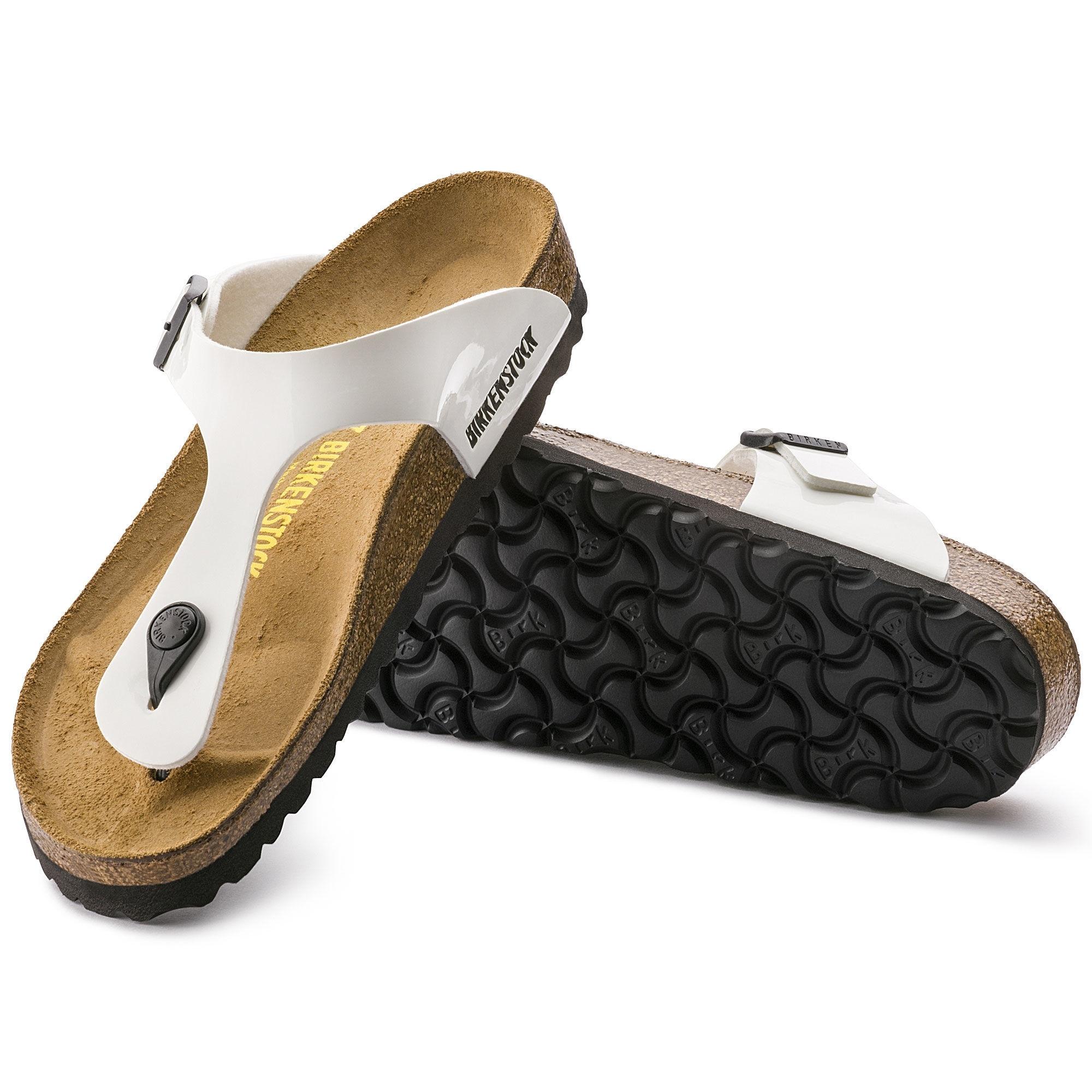 Birkenstock-GIZEH-Womens-Ladies-Birko-Flor-Regular-Fit-Summer-Toe-Post-Sandals