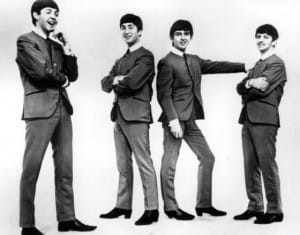 The Beatles really represented the growing trend.