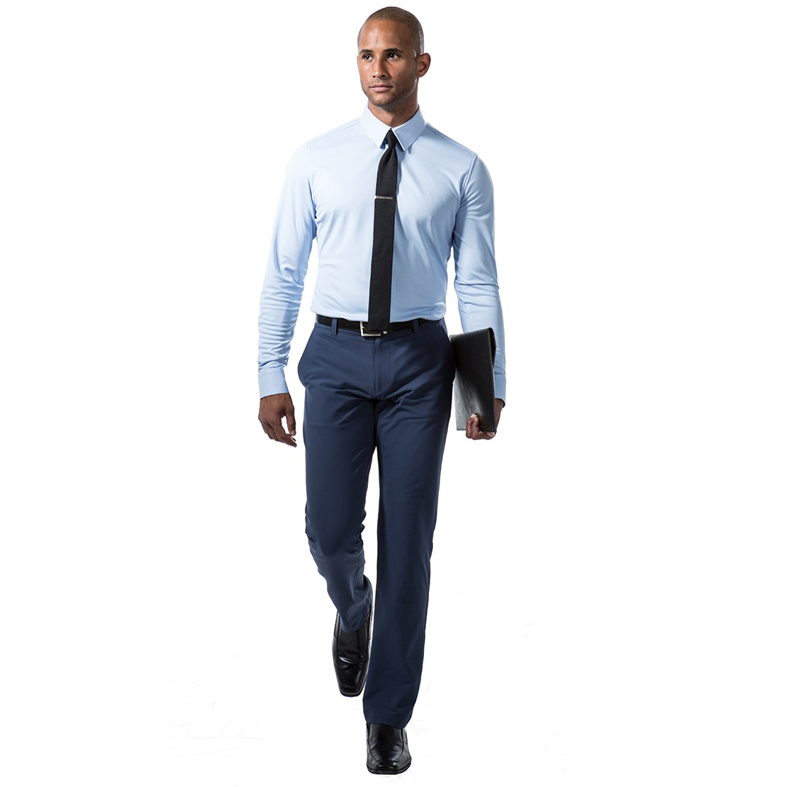 Office Dress Code For Men The key to dressing for the office in the modern day is all about maintaining a smart, streamlined look – even when going casual. Keep trousers and jean cuts slim fitted.