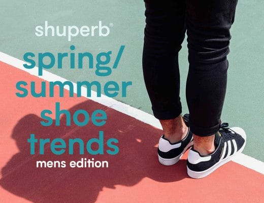 men's spring summer shoe guide