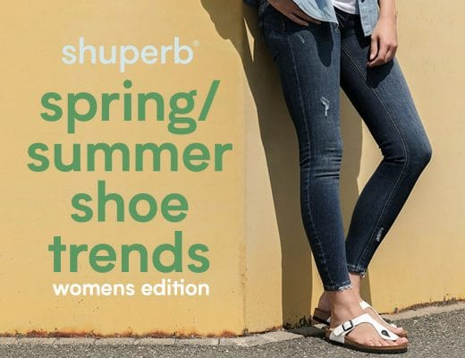 women's spring summer shoe guide