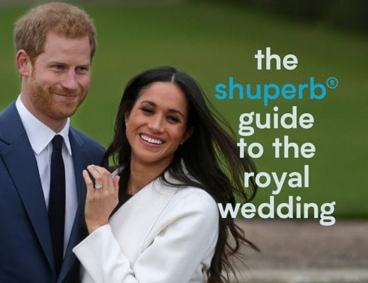 Shuperb's Guide to the Royal Wedding