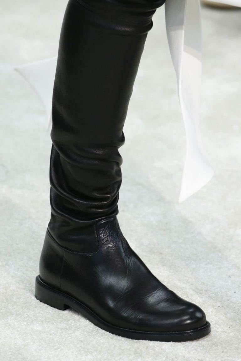 Valentino Leather Boot AW18