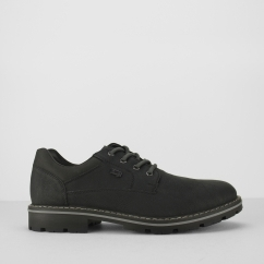 Rieker 14020-01 Mens Lace Up Derby Black | Shuperb