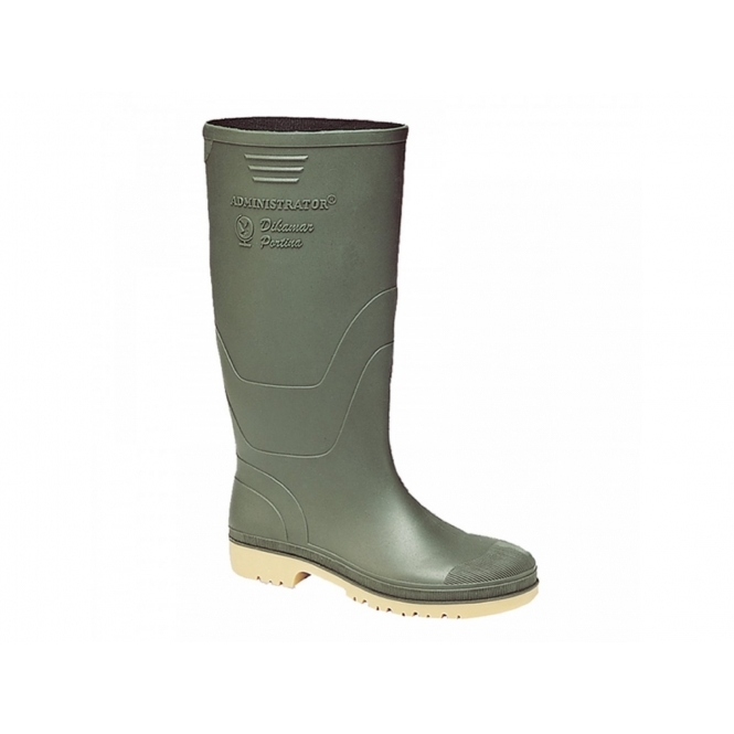 Dikamar ADMINISTRATOR Mens Gents Wellington Boots Green