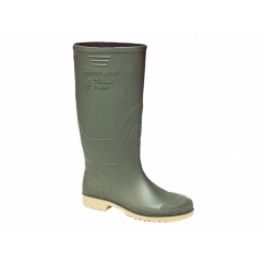 ADMINISTRATOR Mens Gents Wellington Boots Green
