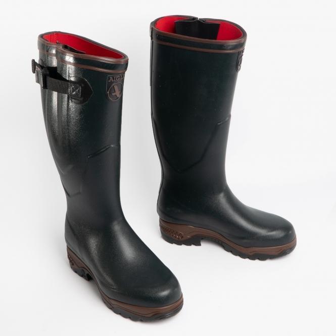 grossiste 2fce3 5102f PARCOURS 2 ISO Unisex Buckle Wellington Boots Bronze