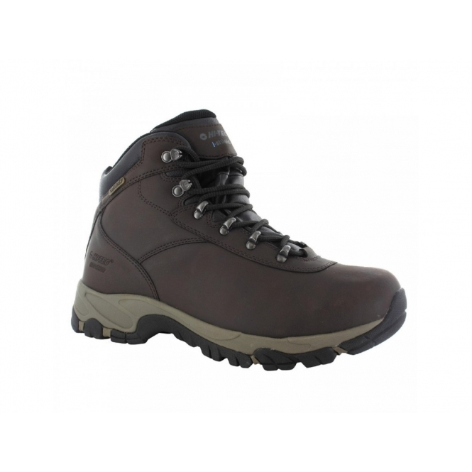 Hi-Tec ALTITUDE V i WP Mens Waterproof Hiking Boots Chocolate