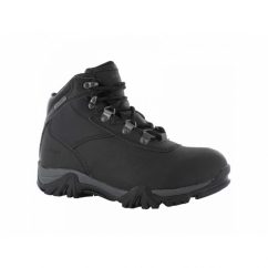 ALTITUDE V JR Boys Waterproof Hiking Boots Black