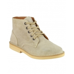 9884b089d22 SERGEANT Mens Suede Desert Boots Taupe